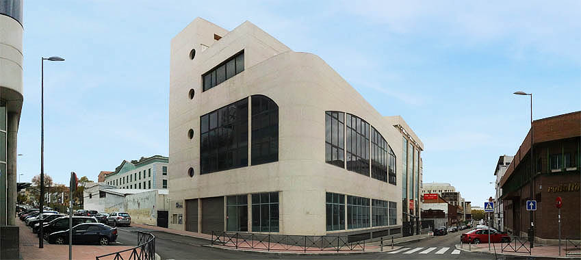 Jose luis fernandez vazquez arquitectos estudio de - Estudios de arquitectura en madrid ...