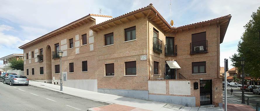 Jose luis fernandez vazquez arquitectos estudio de - Estudio de arquitectura madrid ...