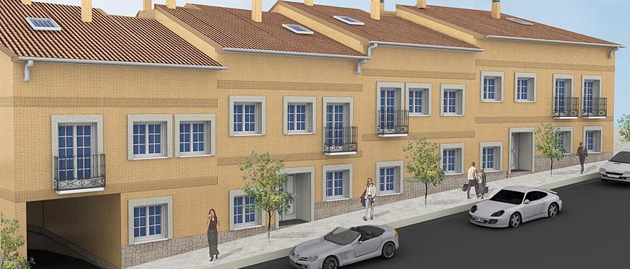 Jose luis fernandez vazquez arquitectos estudio de arquitectura en madrid - Estudio de arquitectura en madrid ...