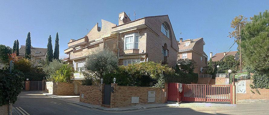 J l f v arquitectos proyectos arquitectura las rozas madrid - Muebles en las rozas europolis ...